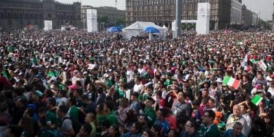 Fan Fest Zócalo