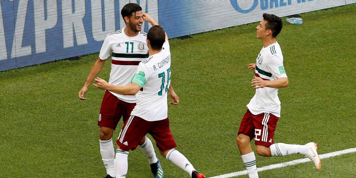 Copa do mundo: onde assistir online México x Suécia