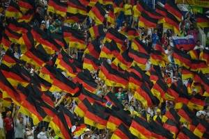 torcida alemã