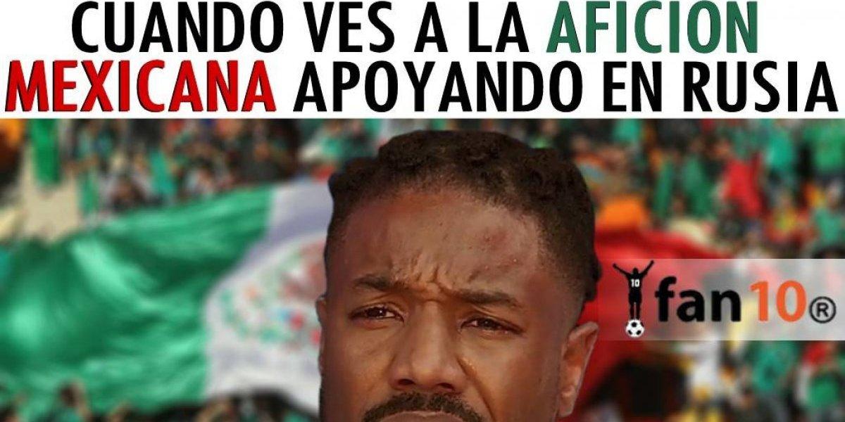 Los mejores memes de la victoria de México frente a Corea