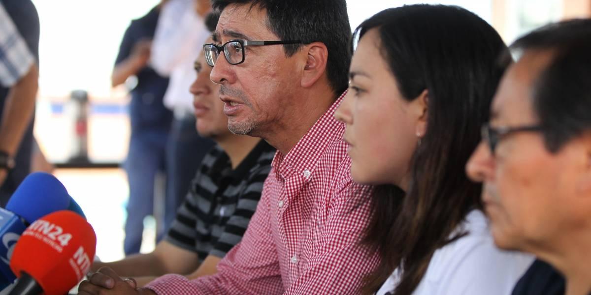 El lunes 25 de junio darán informe final sobre si cuerpos son de periodistas ecuatorianos