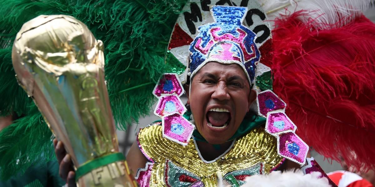 VIDEO: Así enloqueció la afición mexicana con el gol de Carlos Vela