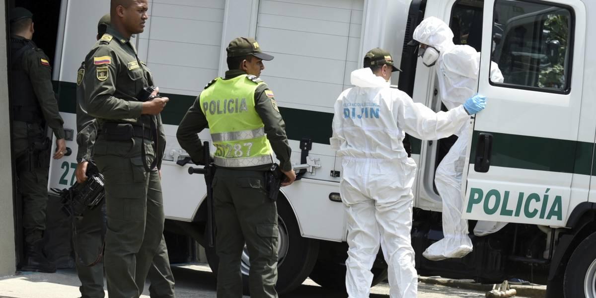 """Gobierno ecuatoriano transmite a Colombia su """"nota de protesta"""" sobre los cuerpos hallados"""