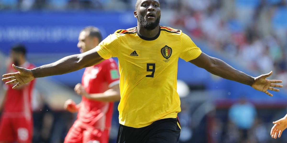 Bélgica golea 5-2 a Túnez y se mete en octavos del Mundial Rusia 2018