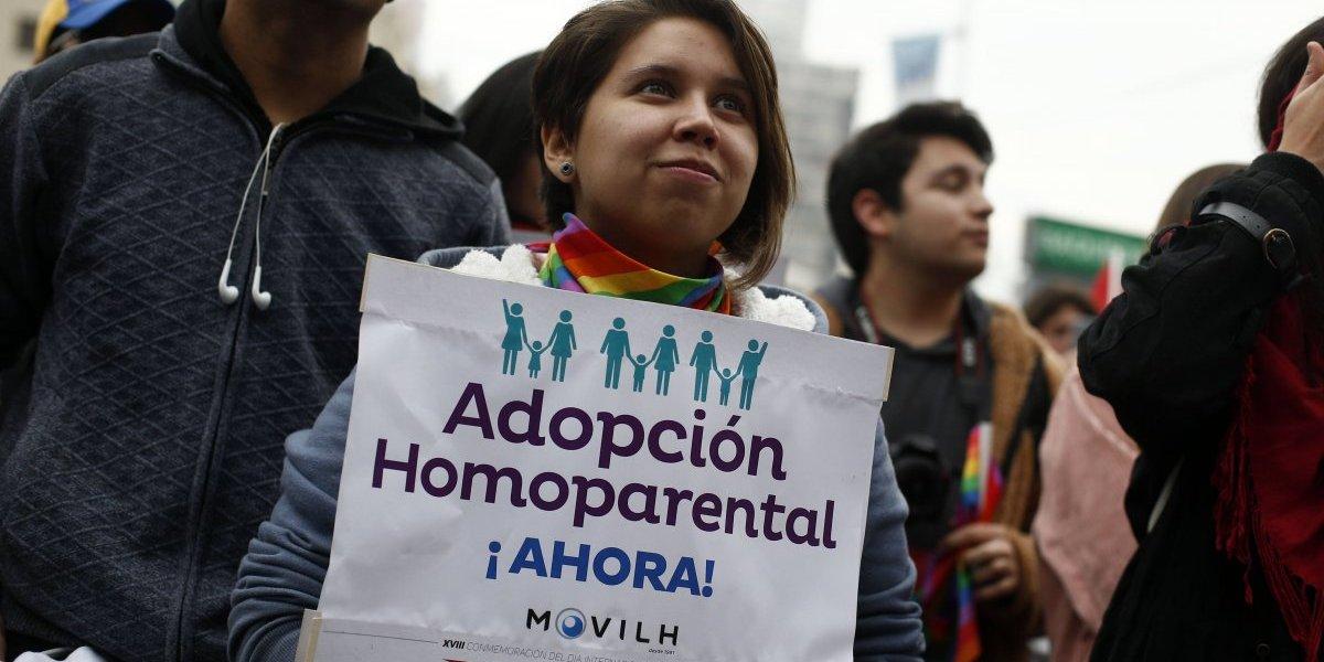 Manifestaron todos unidos y colmaron la Alameda: marcha Orgullo Gay estremeció las calles de Santiago