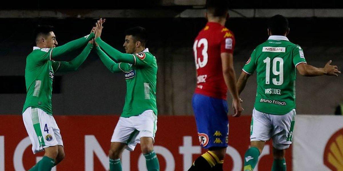 Audax vence en el clásico a Unión y saca una importante ventaja en Copa Chile