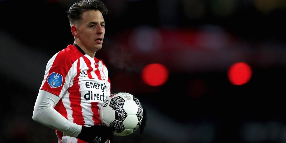 ¡Atención! Al parecer, PSV reveló el futuro de Santiago Arias