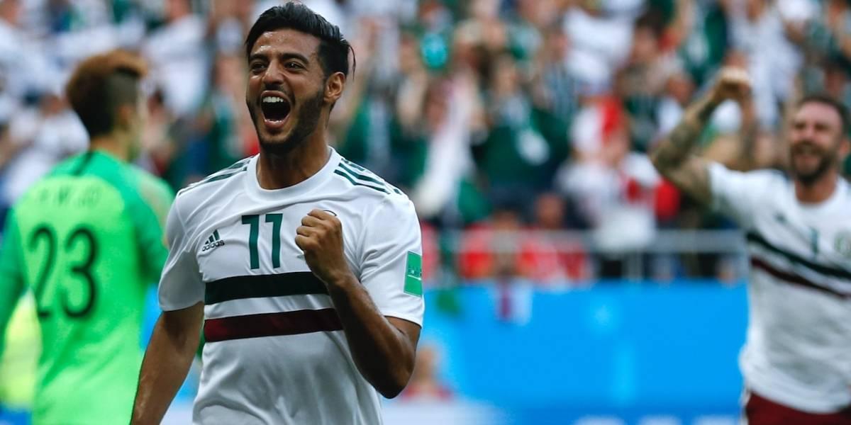 Corea del Sur vs México: Carlos Vela dedicó el gol a su abuelo