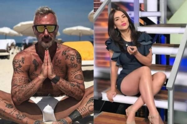 Gianluca Vacchi y Jéssica Cediel