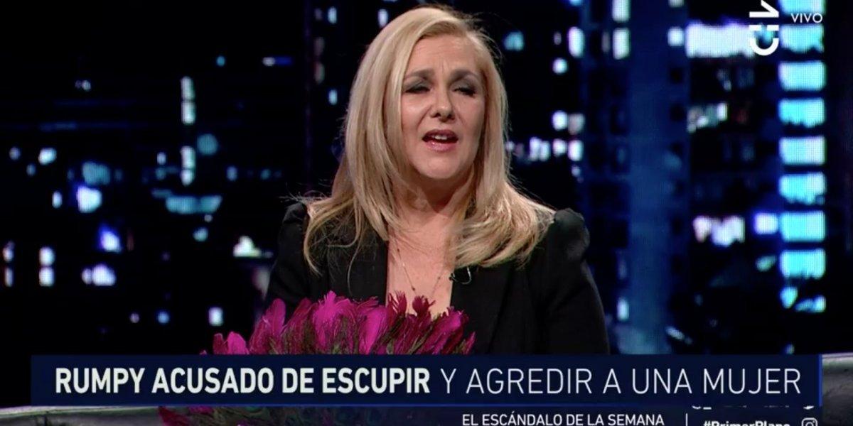 """Diputada Pamela Jiles y su sentido regreso a """"Primer Plano"""": """"Este era mi lugar"""""""