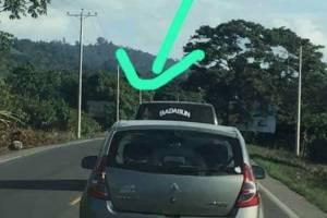 ¡Cuidado infieles! Badabun está en Machala, según video de usuarios en redes sociales