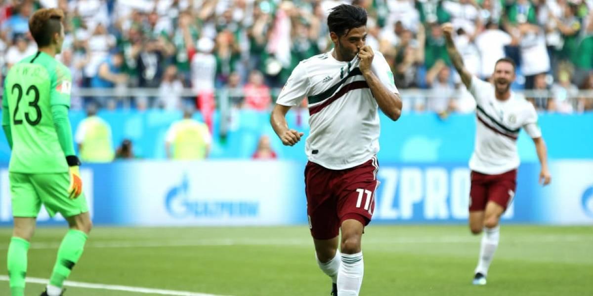 AO VIVO: México ganha de 2 a 1 sobre a Coreia do Sul