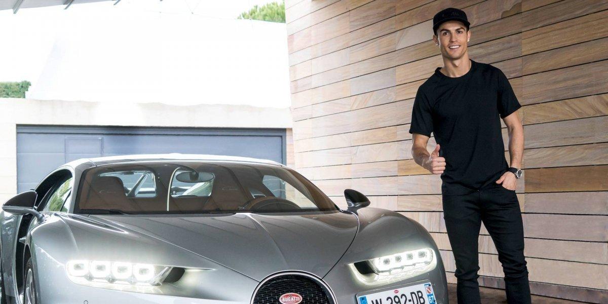 Estos son los autos que manejan los futbolistas estrellas del Mundial de Rusia