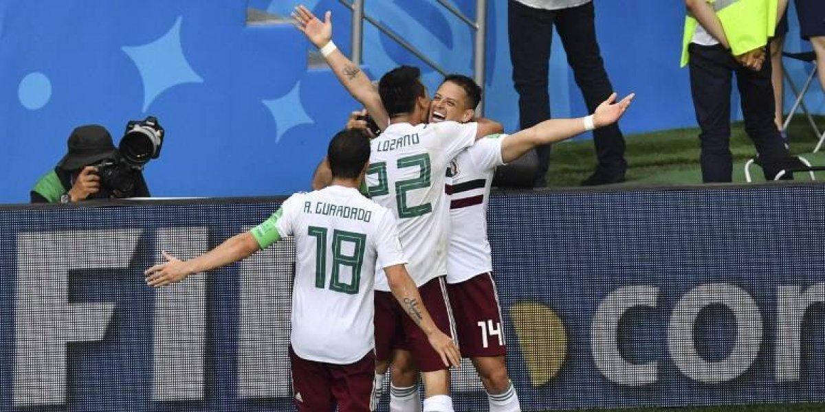 """México está haciendo cosas """"chingonas"""" en el Mundial"""