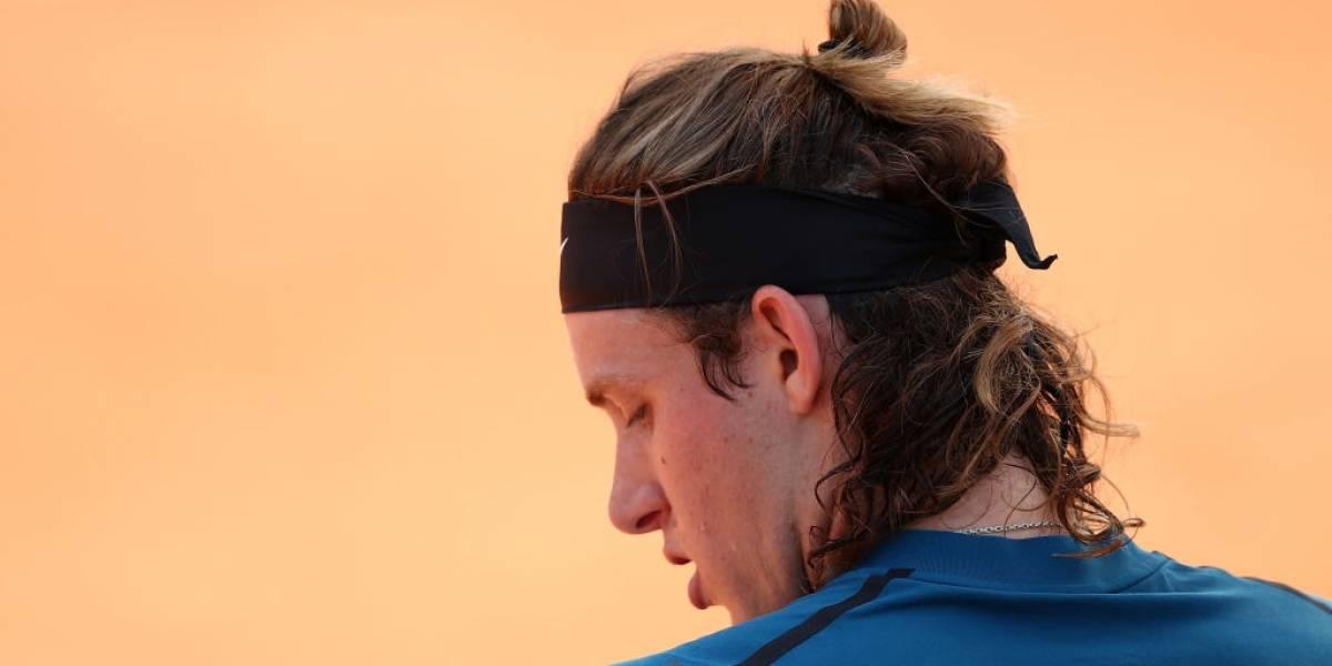 """Nicolás Jarry enfrentará al """"otro"""" Zverev en su estreno en la hierba antes de Wimbledon"""