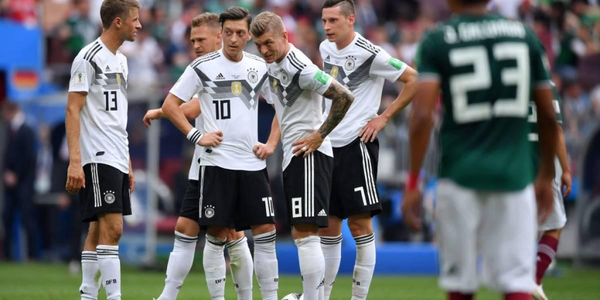 """Bávaros vs. la """"pandilla Bling-bling"""": el plantel de Alemania vive su propia división en Rusia 2018"""