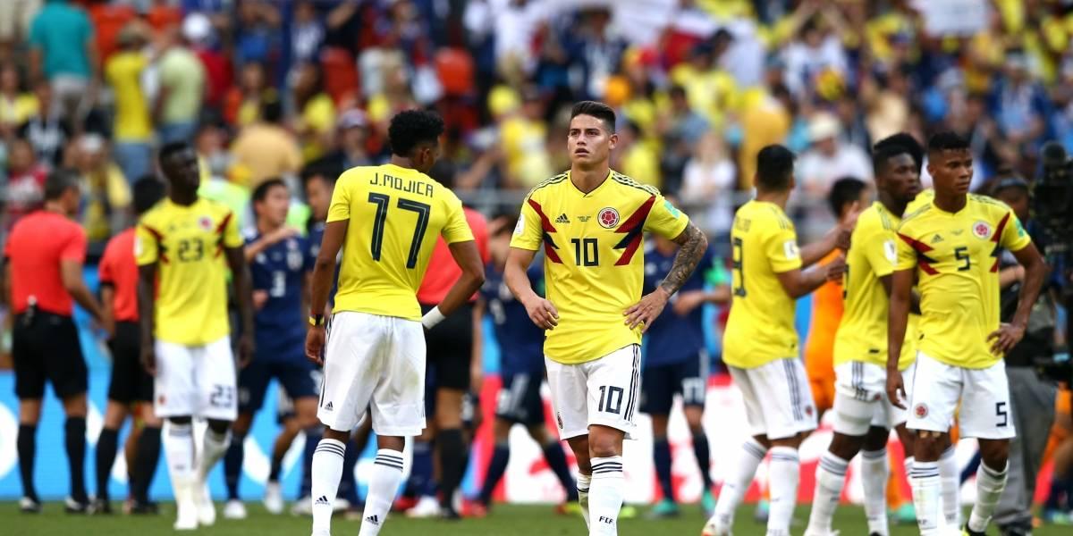 La Selección Colombia recibió una mala noticia para el partido ante Polonia