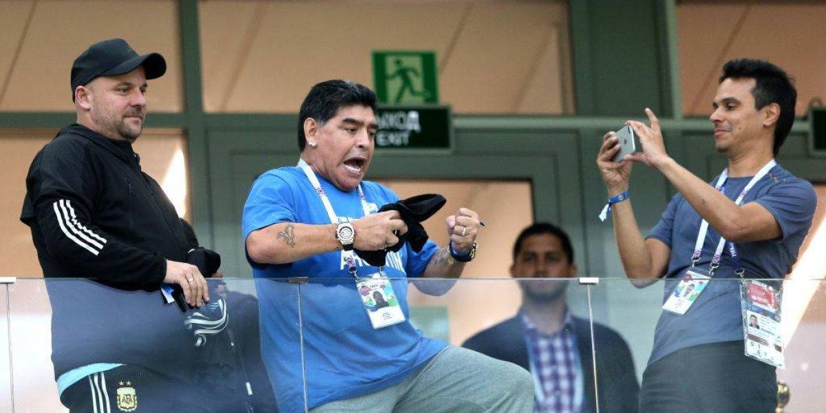 """Maradona destrozó a la Argentina de Sampaoli: """"Dejen la Playstation y agarren un El Gráfico viejo"""""""