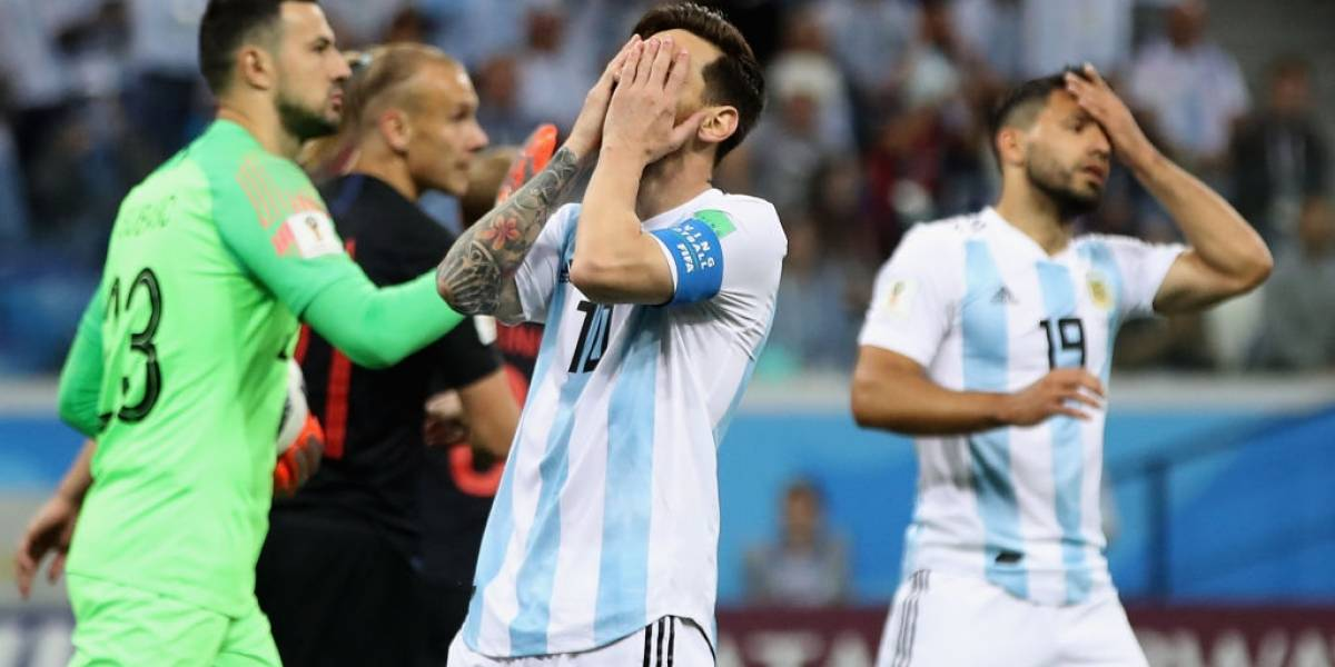 """No hay paz: nuevo audio de """"motín"""" en Argentina complica a Sampaoli, Messi y compañía en Rusia"""