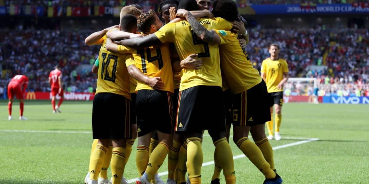 Bélgica pasa máquina y saca chapa de candidato en el Mundial tras golear a Túnez