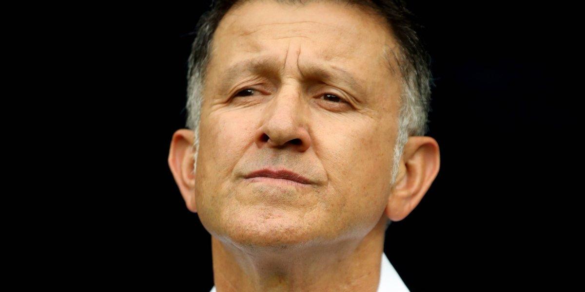 FEMEXFUT mantiene incertidumbre sobre Osorio