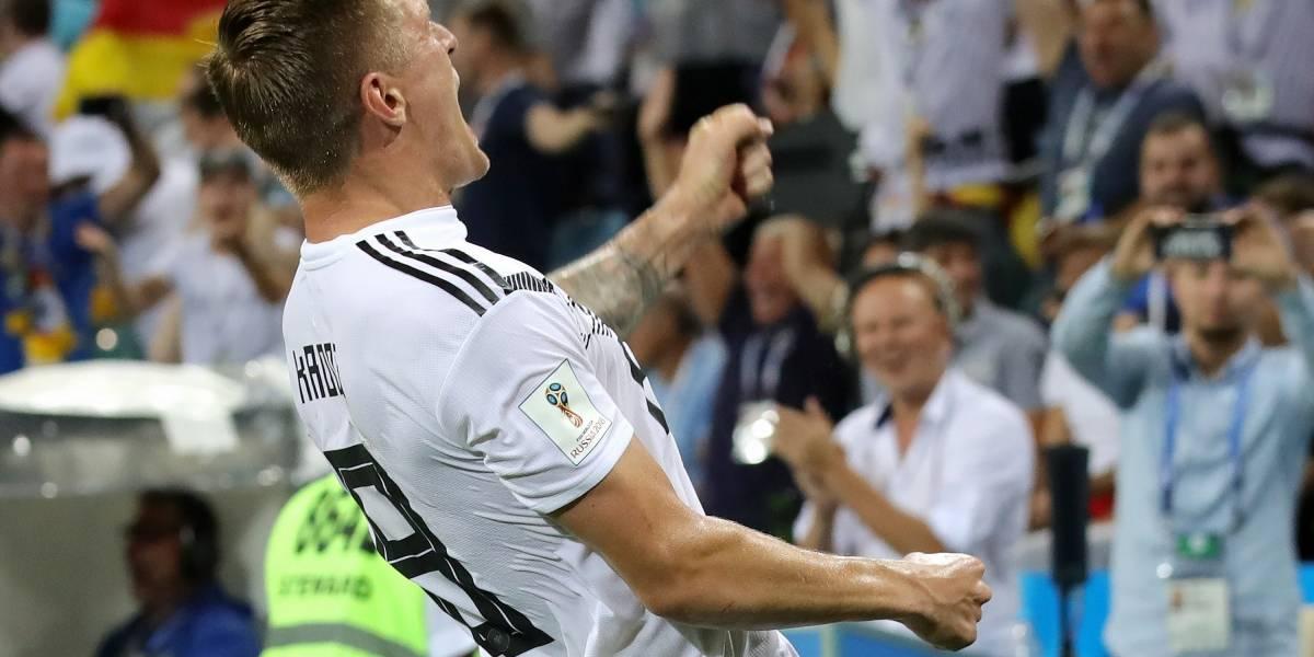 ¡Sin sufrimiento no vale! Alemania lo dio vuelta sobre el final y respira