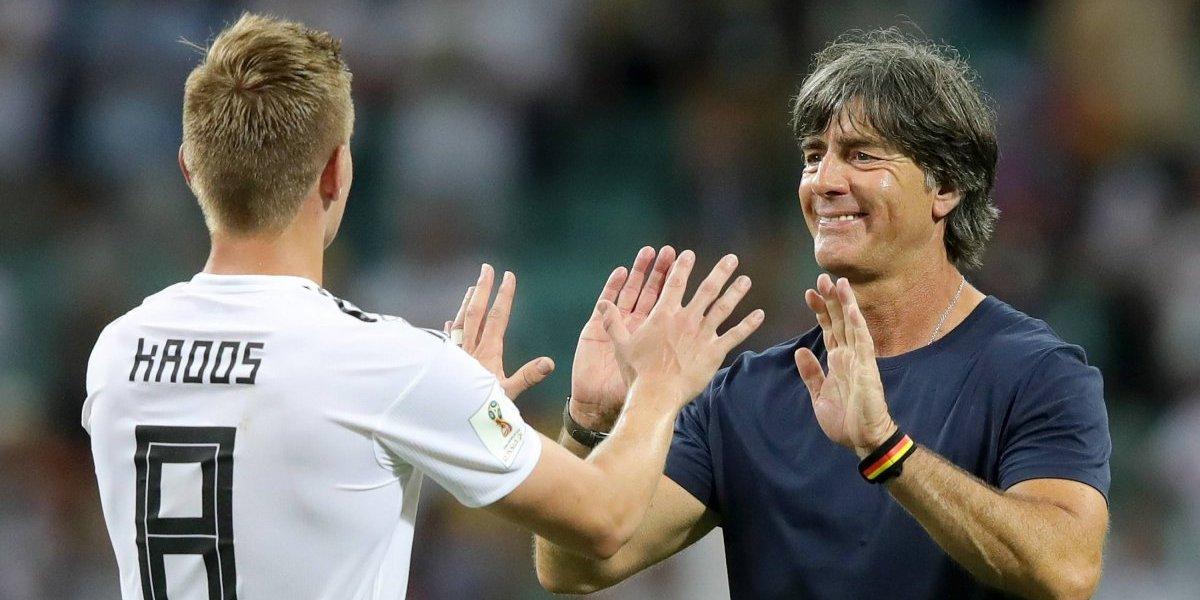 Alemania vuelve y avisa: el campeón ha vuelto