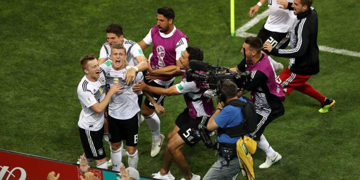 """La acusación de Toni Kroos: """"Mucha gente se iba a alegrar en Alemania si nos eliminaban"""""""