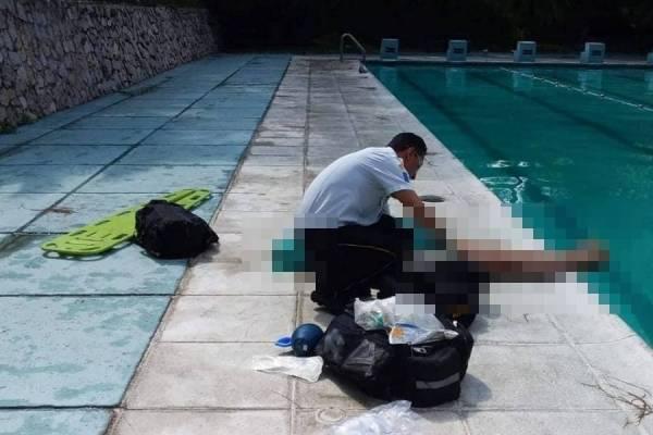 Hombre muere ahogado en la piscina de la Usac.