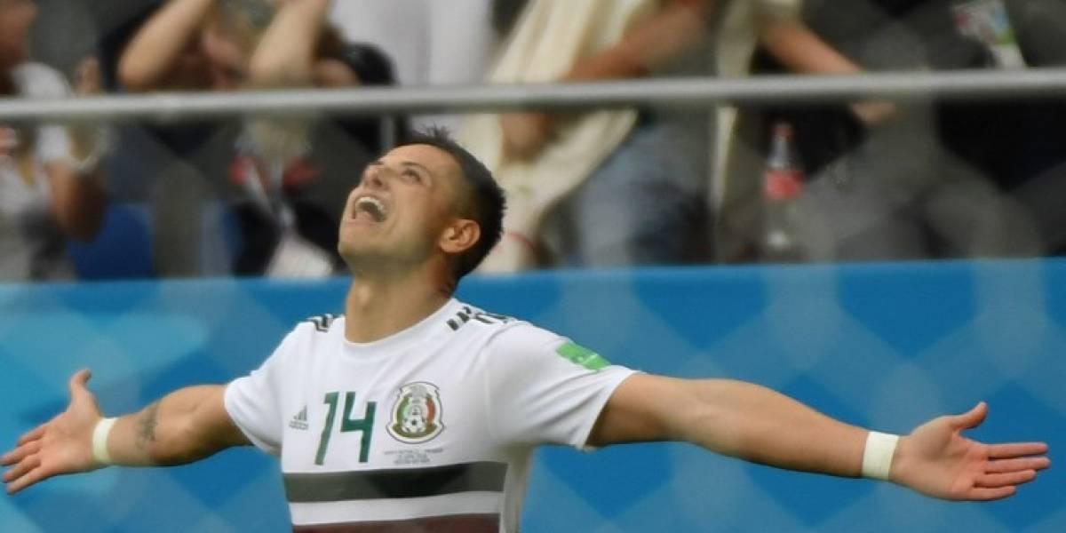 """""""No tengo límites, queremos llegar hasta la final"""", afirma Chicharito"""