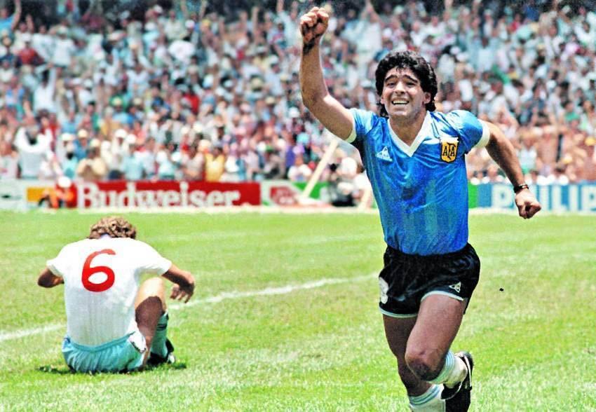 Maradona fue el último en marcar un doblete en dos jornadas.