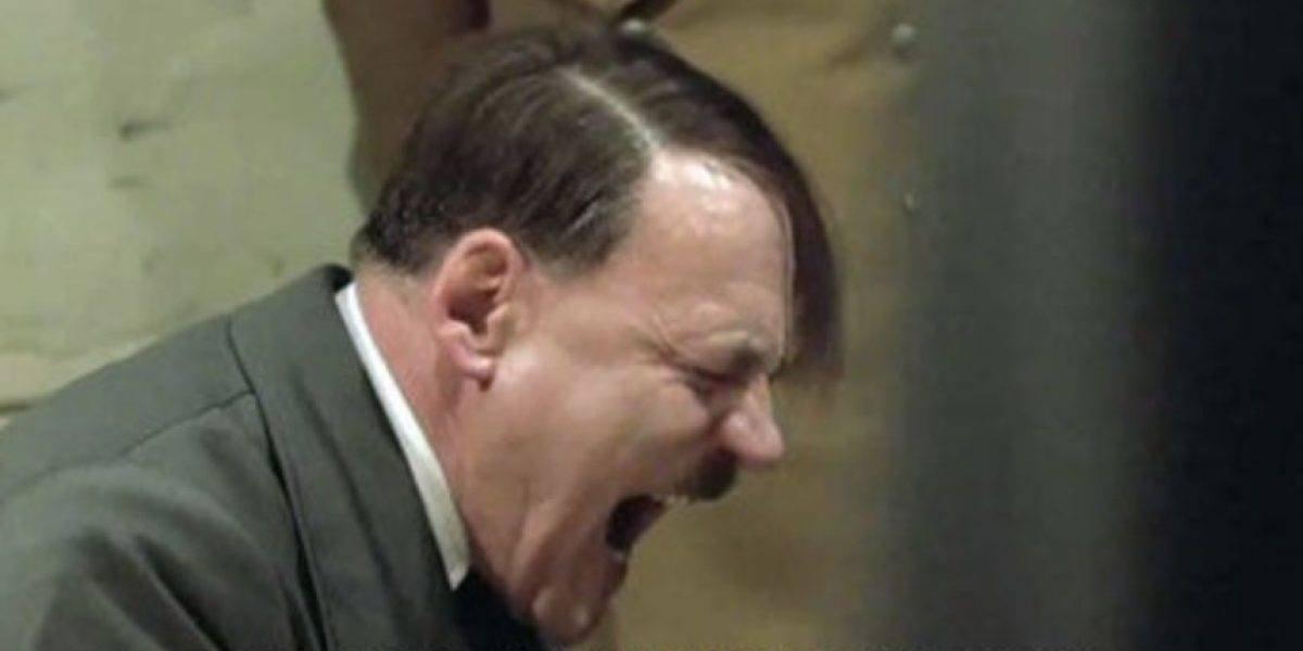 """MEMES. Hasta """"Hitler"""" se puso nervioso con el dramático partido Alemania vs. Suecia"""