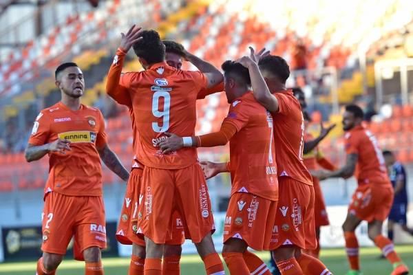 Cobreloa se candidatea en la Copa Chile / Foto: Photosport