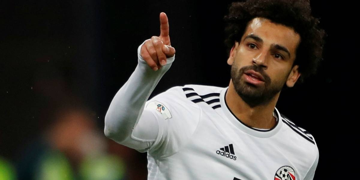 Copa do Mundo: Jogador egípcio Salah recebe cidadania da Chechênia