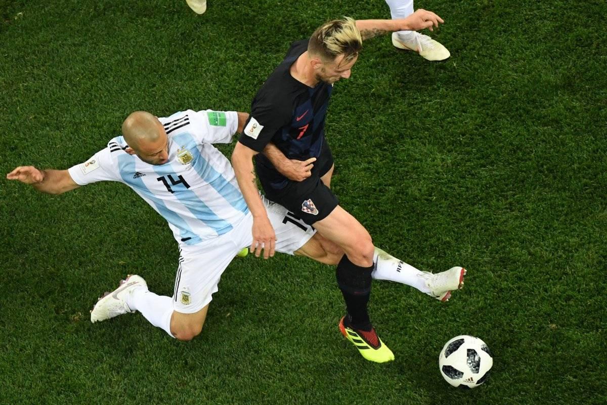Argentina está al borde de la eliminación.