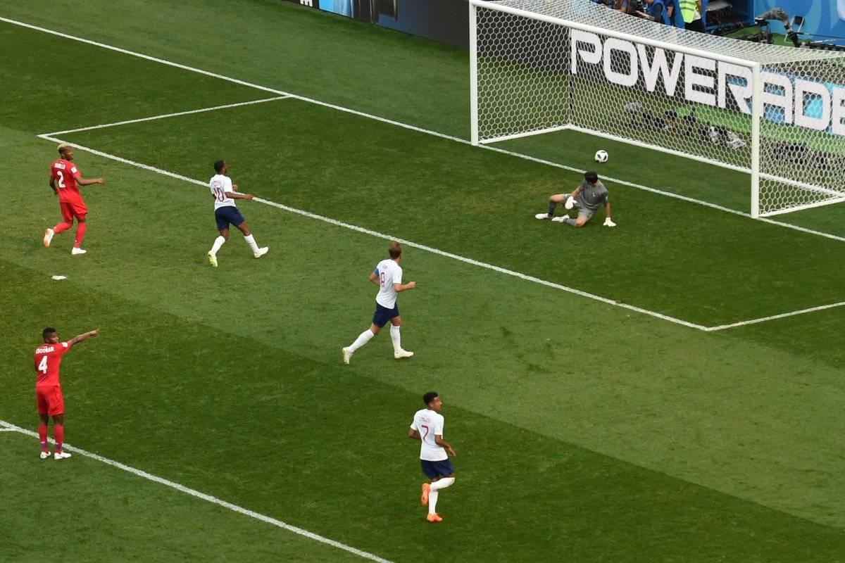 Inglaterra es el equipo goleador del torneo.