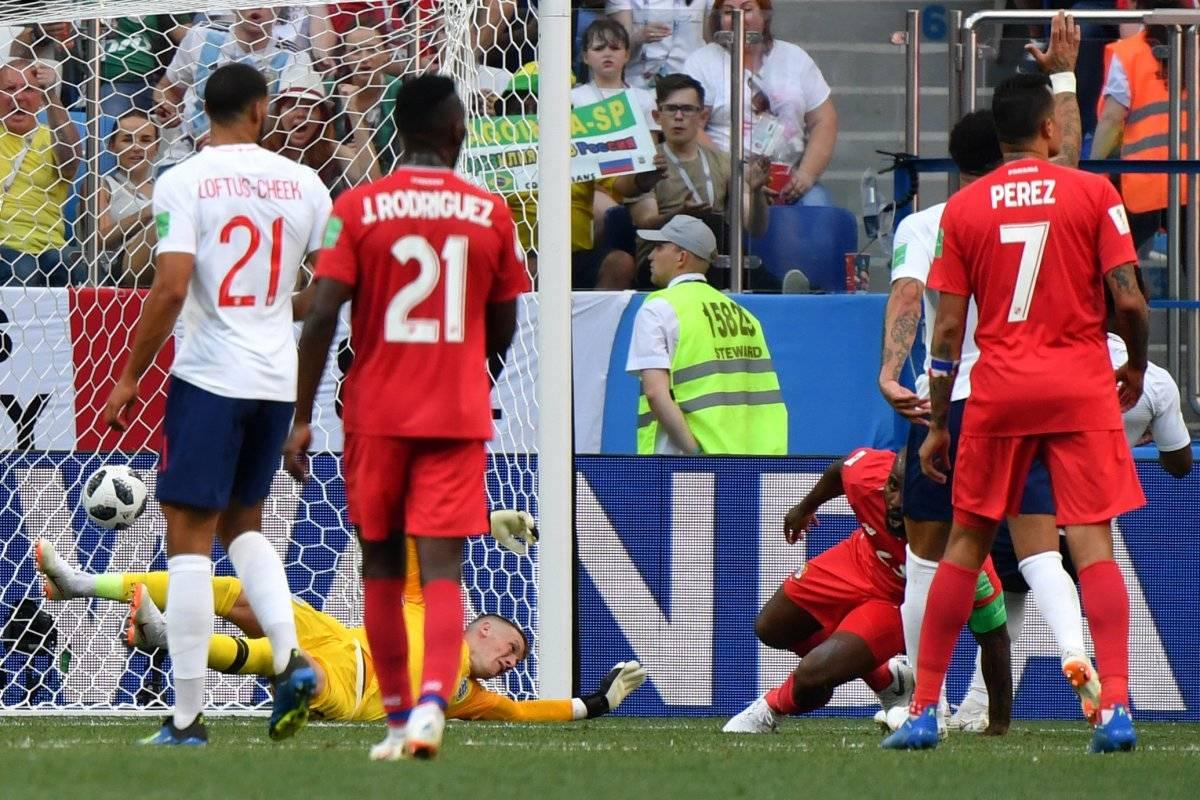 Baloy marca su primer gol en un Mundial