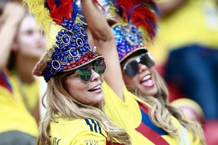 aficionadas colombianas