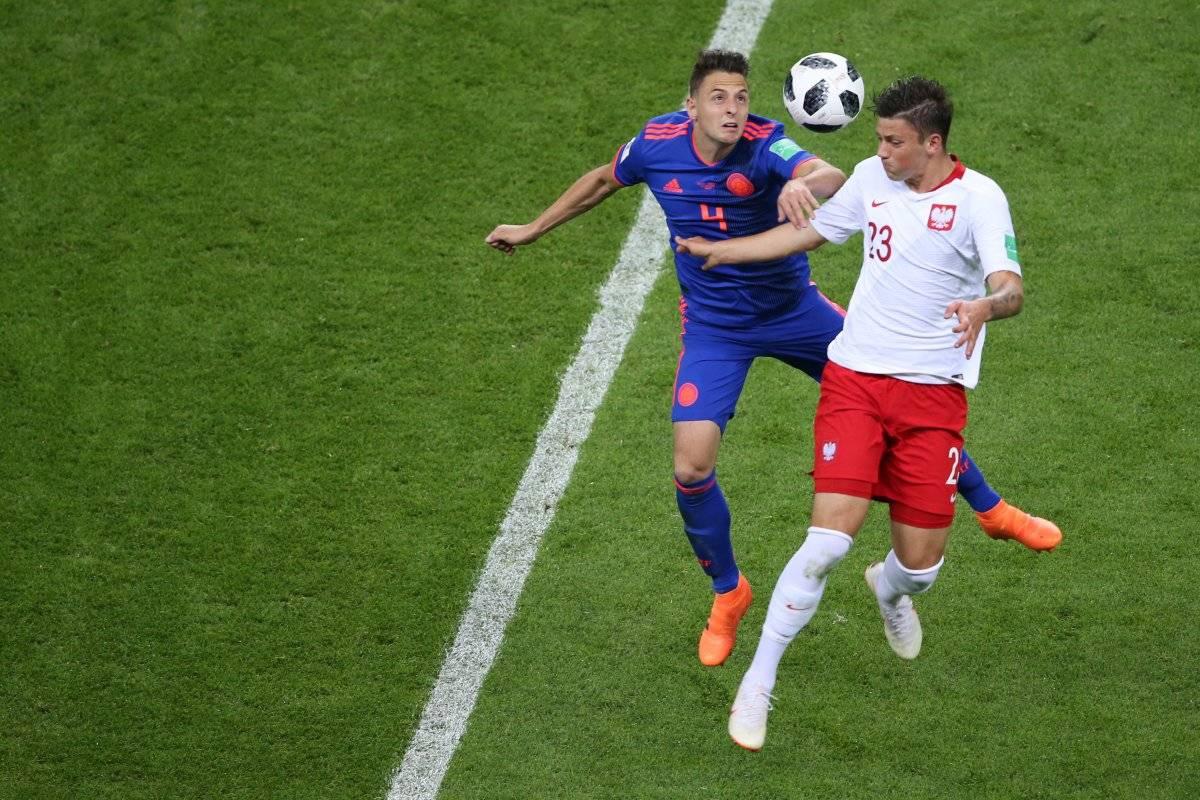 Polonia vs Colombia