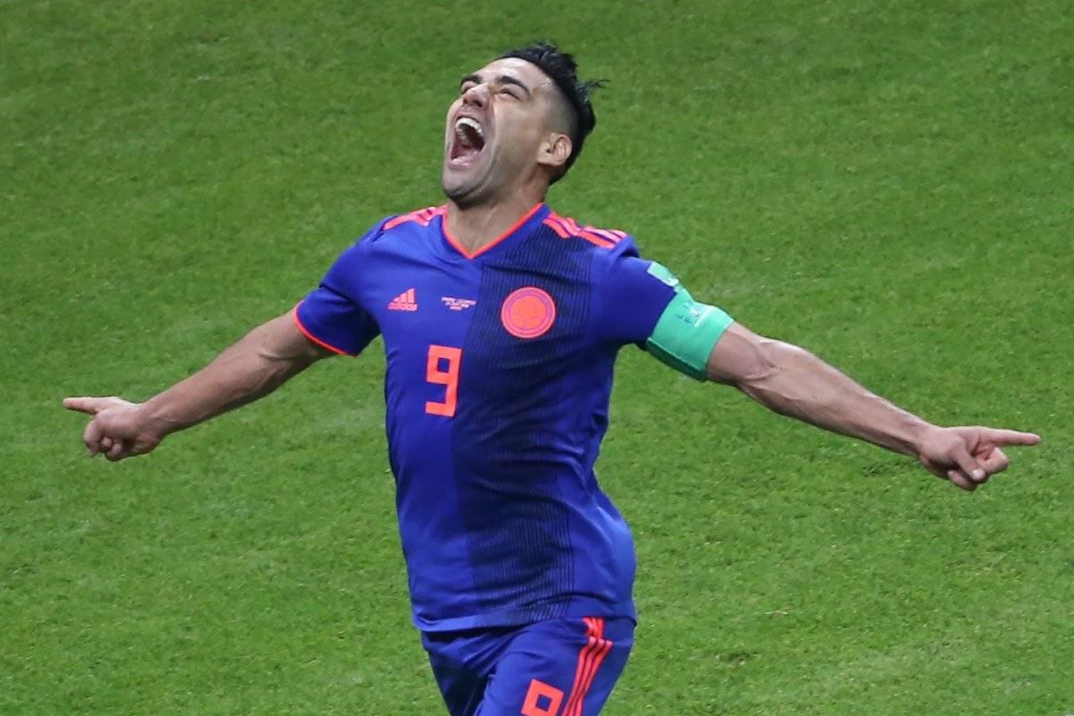 Falcao se estrenó en el Mundial