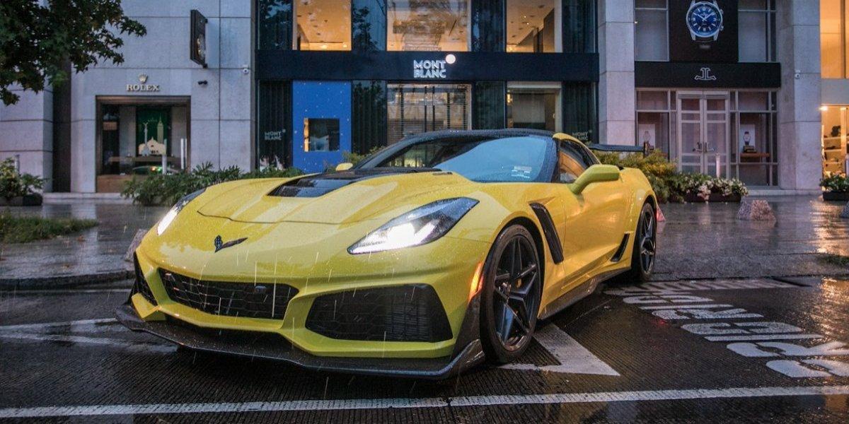 ¿Cuál es la fórmula de General Motors?: Hoy presenta Corvette ZR1