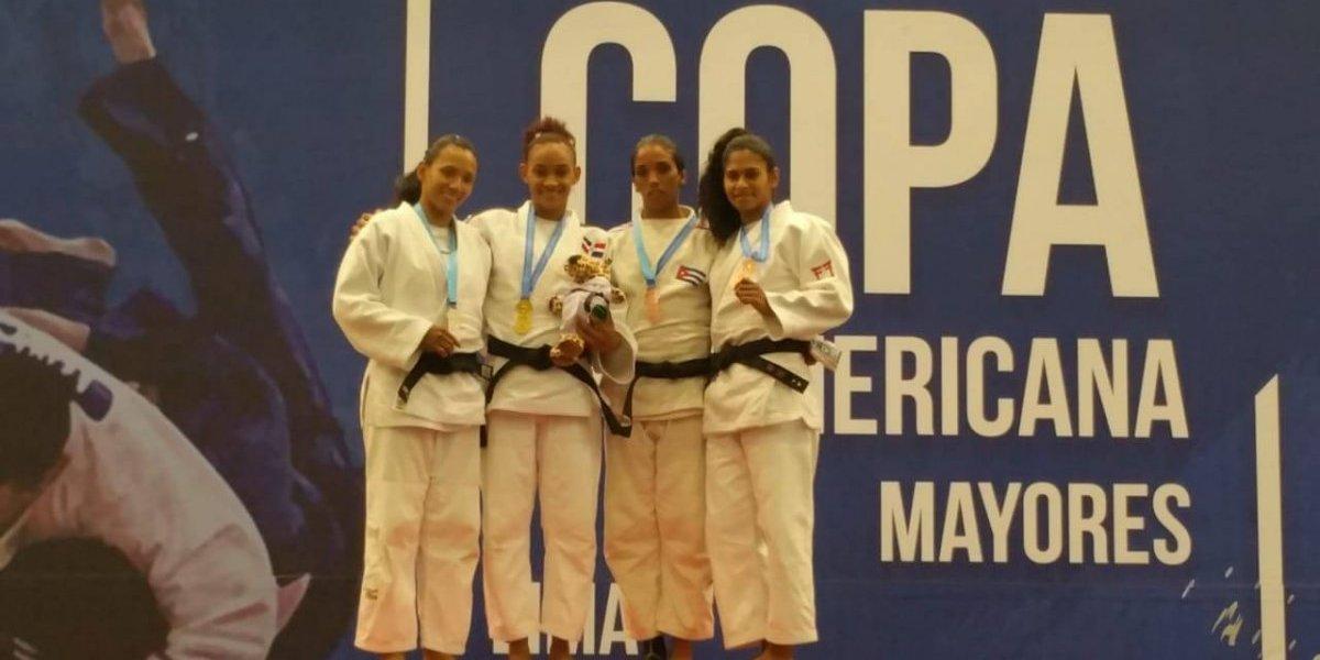 Judocas ganan cinco medallas en clasificatorio Juegos Panamericanos