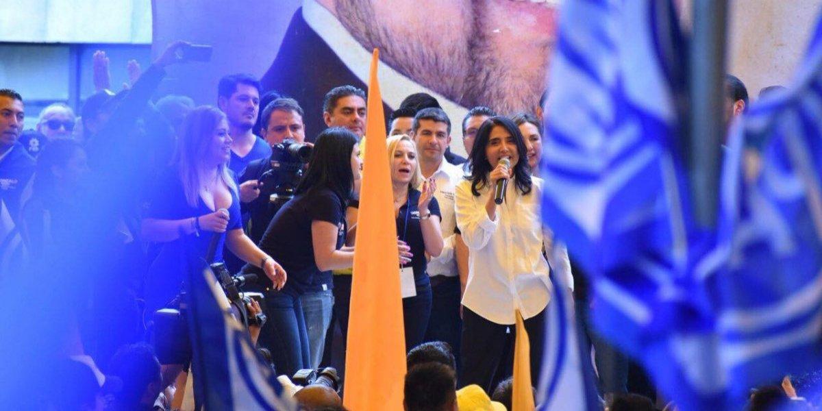 Ganaremos Tláhuac y la CDMX: Alejandra Barrales