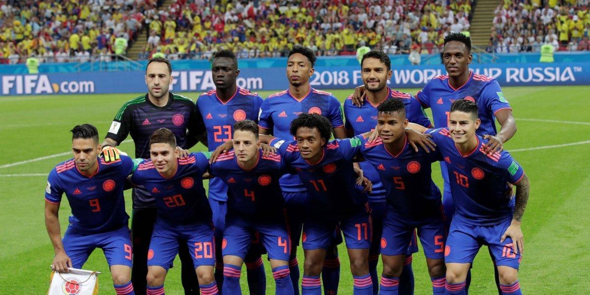 Así formará Colombia contra Senegal, buscando el pase a octavos