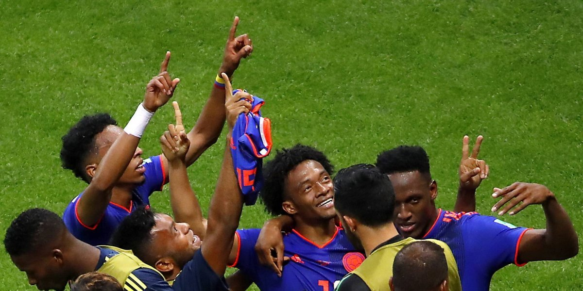 ¿Cuándo es el partido de Colombia frente a Senegal?