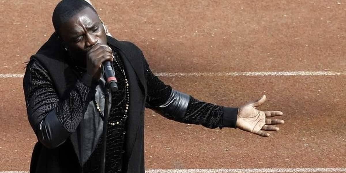 Rapper Akon quer fundar sua própria cidade no Senegal