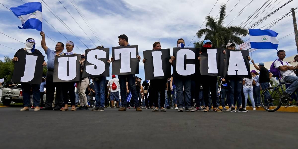 Un bebé es parte de las vícitmas fatales tras brutal y violenta represión del gobierno en Nicaragua