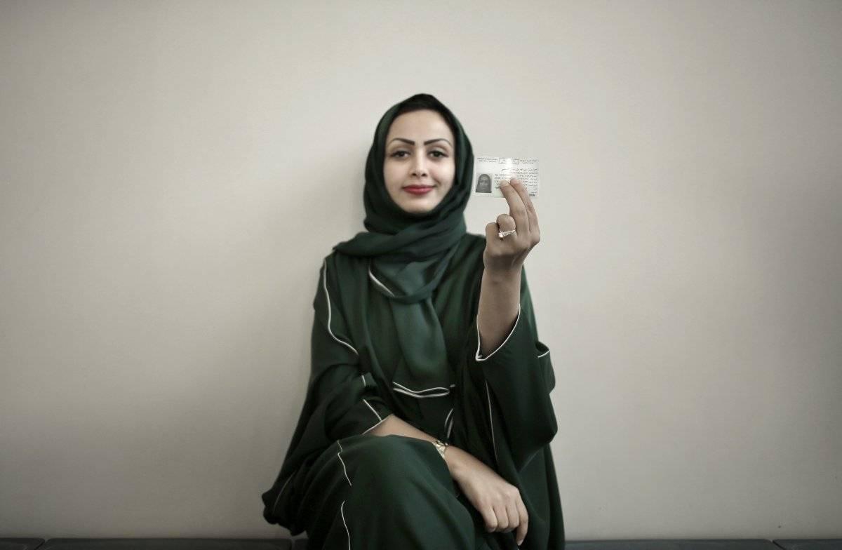 mujeres arabia saudí