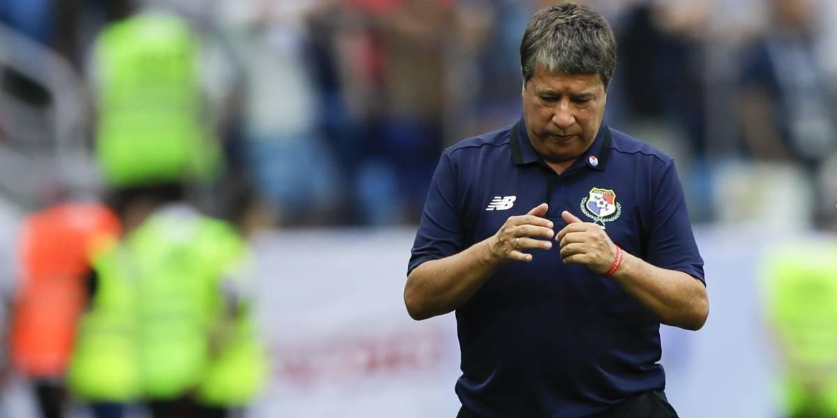 Las redes sociales se vuelcan contra Bolillo Gómez tras derrota de Panamá
