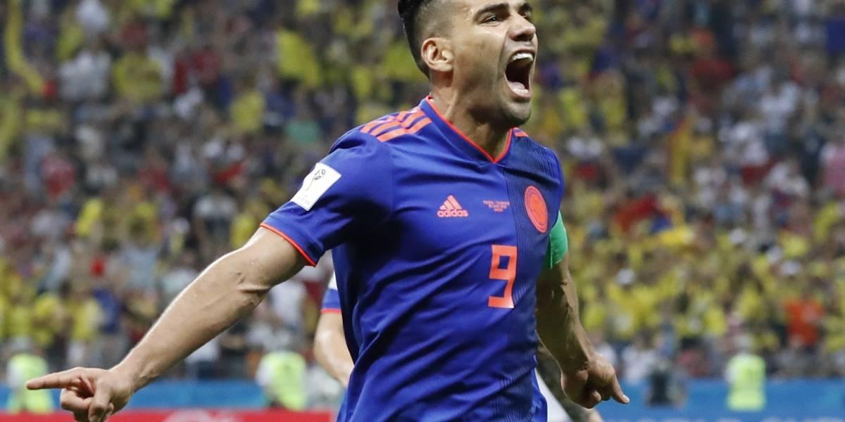 El emotivo mensaje de Falcao tras lograr su primer gol en un Mundial